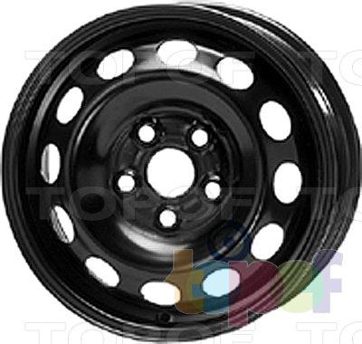 Колесные диски KFZ 8645. Изображение модели #1