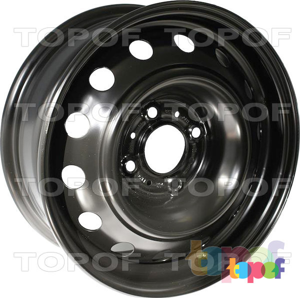 Колесные диски KFZ 8758