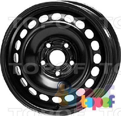 Колесные диски KFZ 8860