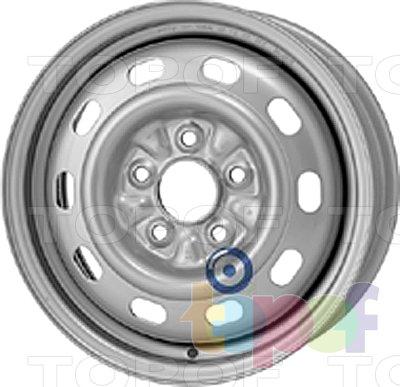 Колесные диски KFZ 8870
