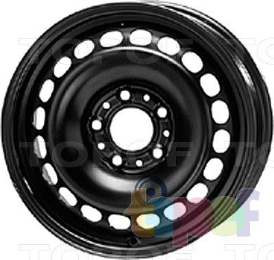 Колесные диски KFZ 8885