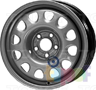 Колесные диски KFZ 8945. Изображение модели #1
