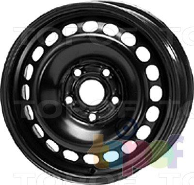 Колесные диски KFZ 9025