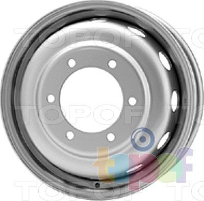 Колесные диски KFZ 9037. Изображение модели #1