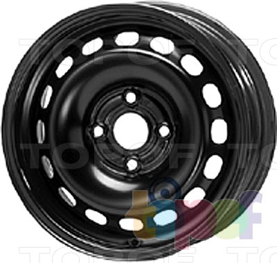 Колесные диски KFZ 9110. Изображение модели #1