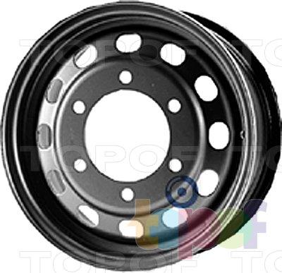 Колесные диски KFZ 9130. Изображение модели #1