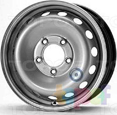 Колесные диски KFZ 9133. Изображение модели #1