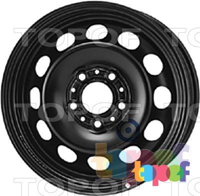 Колесные диски KFZ 9153