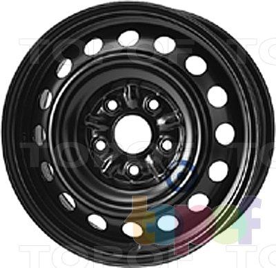 Колесные диски KFZ 9157. Изображение модели #1