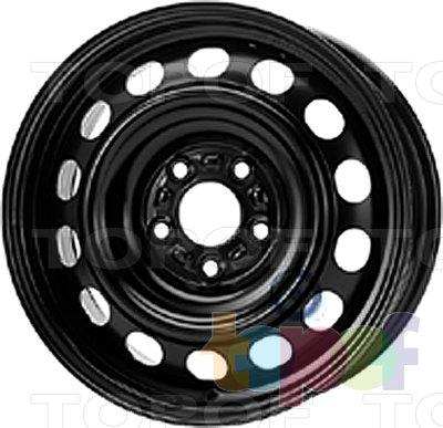 Колесные диски KFZ 9223. Изображение модели #1