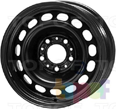 Колесные диски KFZ 9235