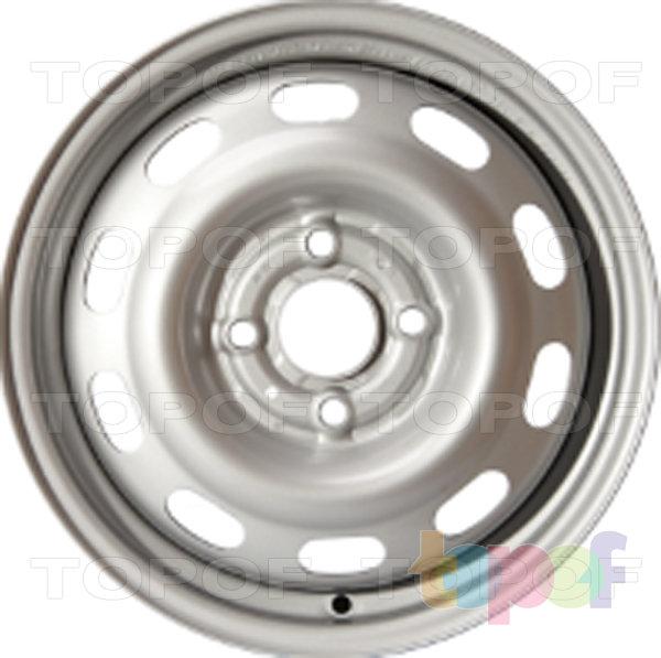 Колесные диски KFZ 9243. Изображение модели #1