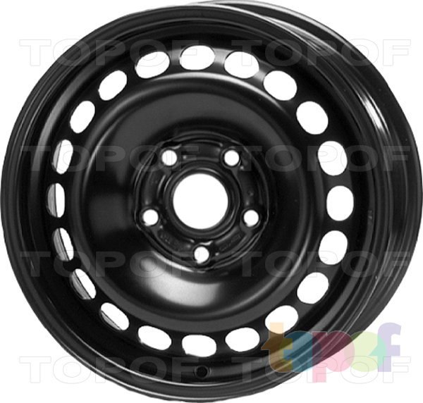 Колесные диски KFZ 9272