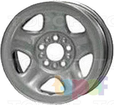 Колесные диски KFZ 9320