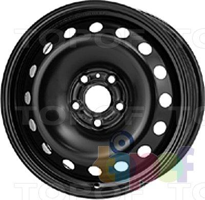 Колесные диски KFZ 9415. Изображение модели #1