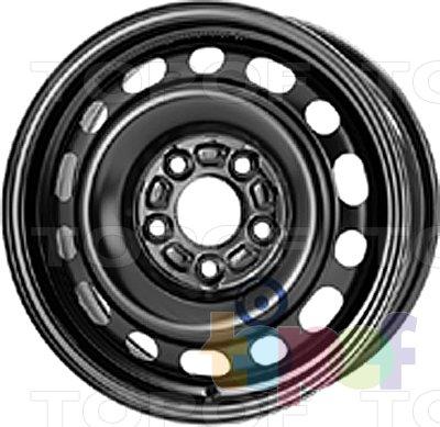 Колесные диски KFZ 9425. Изображение модели #1