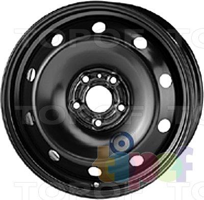 Колесные диски KFZ 9435. Изображение модели #1