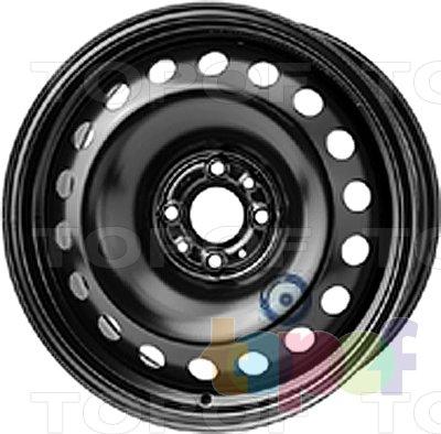 Колесные диски KFZ 9442. Изображение модели #1
