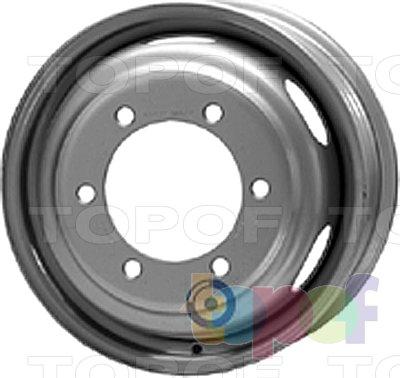 Колесные диски KFZ 9471. Изображение модели #1
