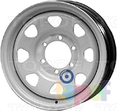 Колесные диски KFZ 9481. Изображение модели #1