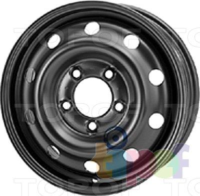 Колесные диски KFZ 9495. Изображение модели #1