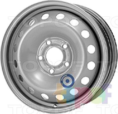 Колесные диски KFZ 9506. Изображение модели #1