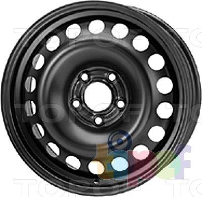Колесные диски KFZ 9515. Изображение модели #1