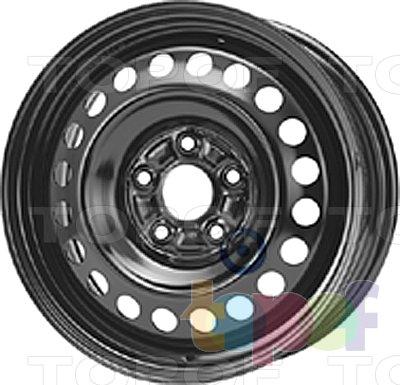 Колесные диски KFZ 9527