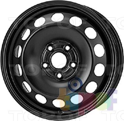 Колесные диски KFZ 9535. Изображение модели #1