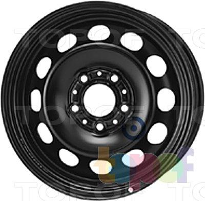 Колесные диски KFZ 9557. Изображение модели #1