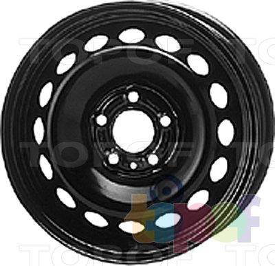 Колесные диски KFZ 9560