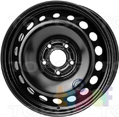 Колесные диски KFZ 9563