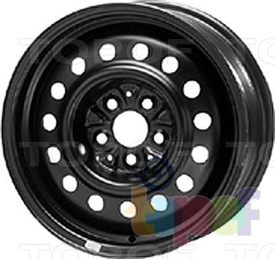 Колесные диски KFZ 9580