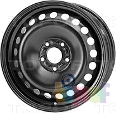 Колесные диски KFZ 9585. Изображение модели #1