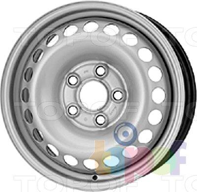 Колесные диски KFZ 9685. Изображение модели #1