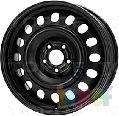 Колесные диски KFZ 9697. Изображение модели #1