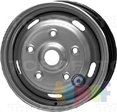 Колесные диски KFZ 9710. Изображение модели #1