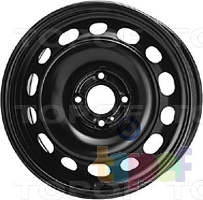 Колесные диски KFZ 9783. Изображение модели #1