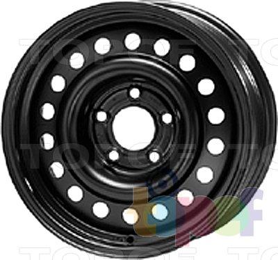 Колесные диски KFZ 9815. Изображение модели #1