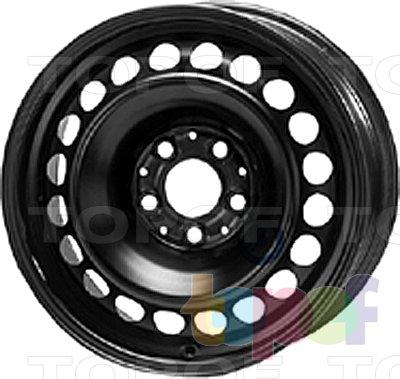 Колесные диски KFZ 9825