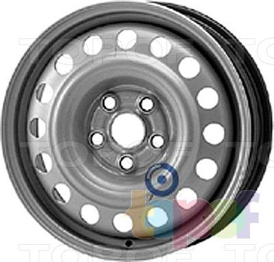 Колесные диски KFZ 9845. Изображение модели #1