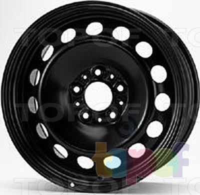 Колесные диски KFZ 9863