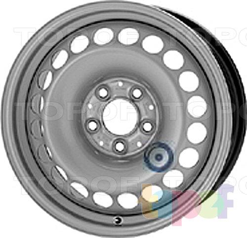 Колесные диски KFZ 9873. Изображение модели #1