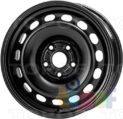 Колесные диски KFZ 9885. Изображение модели #1