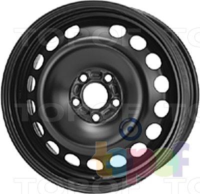 Колесные диски KFZ 9927. Изображение модели #1
