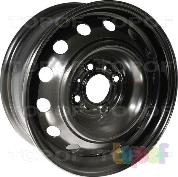Колесные диски KFZ 9947. Изображение модели #1