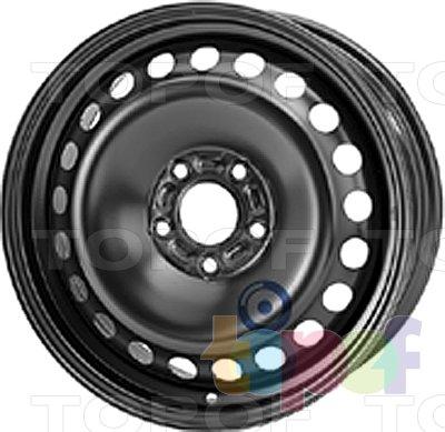 Колесные диски KFZ 9975. Изображение модели #1