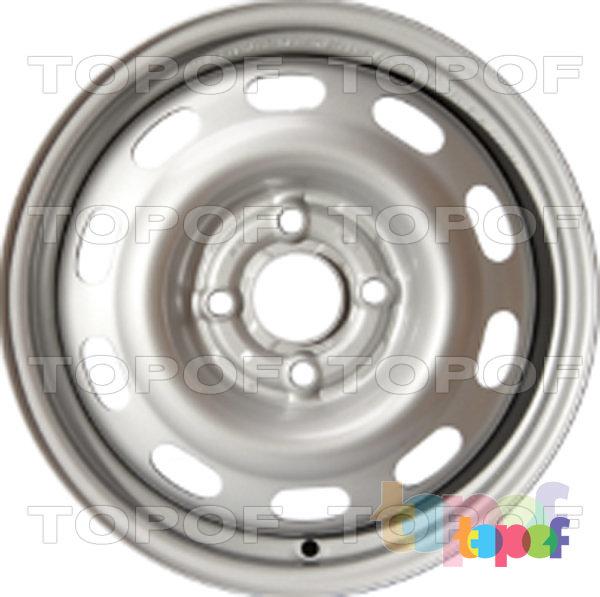 Колесные диски KFZ 9987. Изображение модели #1