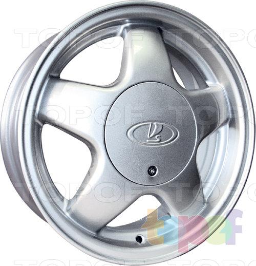 Колесные диски КиК 5 Спиц. Изображение модели #3