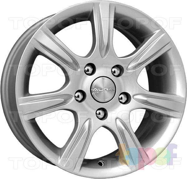 Колесные диски КиК Алатау. Изображение модели #2